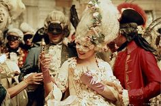 Glamorous and Sexy Marie Antoinette Masquerade Ball_11