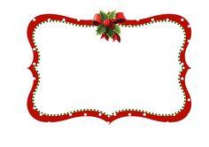 Frame Papai Noel e Boneco de Neve: