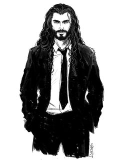 spader7: thorin in a suit… which i suppose was... | Morrighan's Muse