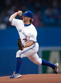 Toronto Blue Jays - Dickey Mlb Teams, Toronto Blue Jays, Go Blue, Sports Pictures, Football, Baseball, Raptors, Hockey, Running