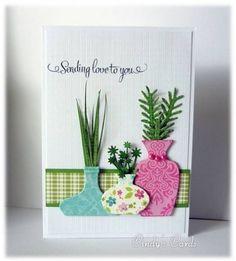 Sending Love ... so cheery!