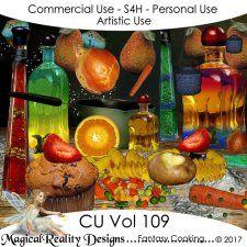 Fantasy Cooking - CU Vol 109 by MagicalReality Designs #CUdigitals cudigitals.com cu commercial digital scrap #digiscrap scrapbook graphics