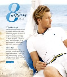 Ralph Lauren offers luxury and designer men's and women's clothing, kids' clothing, and baby clothes. Ralph Lauren Style, Ralph Lauren Tops, Dress Code Casual, Preppy Mens Fashion, Its A Mans World, Elements Of Style, Mens Style Guide, Fashion Mode, Preppy Style