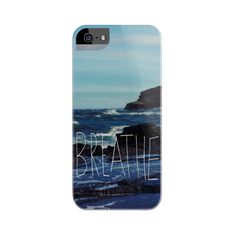 Quirky Illustrated Gifts | Breathe Phone Case | Leah Flores | Accessories | New | Phone Cases | Ohh Deer