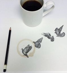 #Coffee Las marcas de café hechas arte. @LasPanaderias https://www.facebook.com/grupolaspanaderias http://lapanaderia.com.ve/ http://laspanaderias.blogspot.com/ #GrupoLasPanaderias