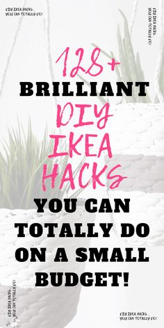 Money Saving Ikea Hacks That Will Make Your Home Decor Look Incredible! Diy On A Budget, Decorating On A Budget, Girl Apartment Decor, Ikea Billy Bookcase Hack, Design Your Own Home, Diy Cans, Best Ikea, Ikea Hacks, Home Decor Inspiration