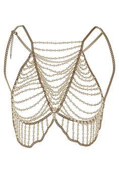Pearl Mega Bra Body Cover - Sale - Sale & Offers - Topshop USA