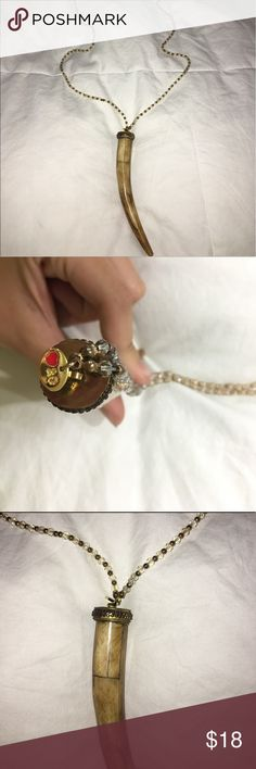 LoveAO Handmade Necklace LoveAO handmade necklace in mint condition LoveAO Jewelry Necklaces