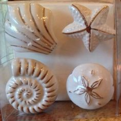 Nautical Cabinet Knobs: Nautical Cabinet Knobs. Coastal Drawer ...