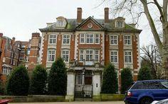 Once the residence of a Saudi Prince- Kensington palace gardens