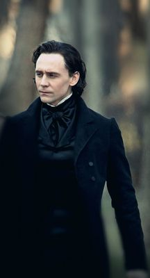 Tom Hiddleston going full-on Byronic hero in another movie I won't be able to handle