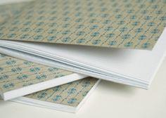 Libretas corporativas A5 de papel y cartón 100% reciclado