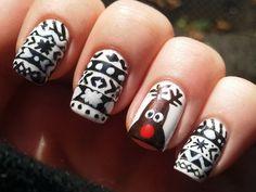 Holiday #nails