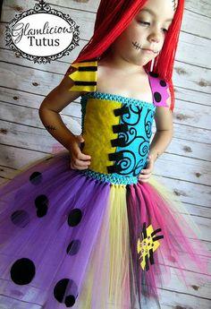 Muñeca inspirada vestido tutú Traje Niño por GlamliciousTutus