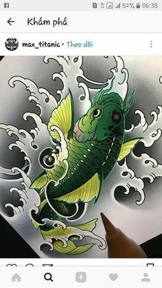 I quite simply am keen on the different colors, outlines, and linework. This is an outstanding artwork if you want a Chinese Tattoo Designs, Star Tattoo Designs, Zombie Tattoos, Clown Tattoo, Tattoo Caligraphy, Cardinal Tattoo, Arielle Tattoo, Britney Spears Tattoos, Buddhism Tattoo