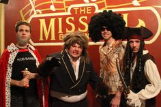 Oct. 30th, 2010 - Gig 332 - Missipi Brewing Co. – Muscatine, IA – 9:30pm-1:30am
