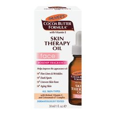 Skin Therapy Oil Face - Palmer's®