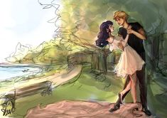 Friends By Day, Enemies By Night - Chapter 1 - - Miraculous Ladybug [Archive of Our Own] Miraculous Ladybug Kiss, Miraculous Ladybug Fanfiction, Meraculous Ladybug, Ladybug Comics, Ladybugs, Ladybug Cakes, Cn Fanart, Ladybug Und Cat Noir, Image Pinterest
