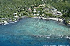 Kahaluu Beach Park, on the Big Island. My favorite beach. I love diving with the fish and turtles.