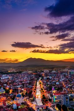 westeastsouthnorth:  Prizren, Kosovo