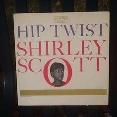 """SHIRLEY SCOTT """"Great Scott"""" PRESTIGE 7143 203 So. Address GLOSSY RVG Vinyl LP"""