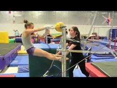 Quick Tip: Developing kips and kip casts | Swing Big! Gymnastics Blog