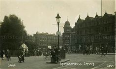 Camberwell Green, South London, c1913