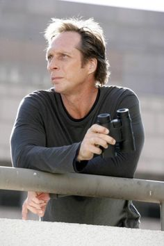 William Fichtner for the hero or villain. Heat, the longest yard and other good movies say it all.