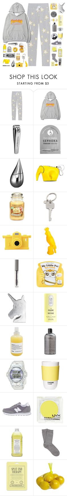 """""""♡ BUT KEEP iT DOWN ON THE LOW KEY"""" by nervous-touch ❤ liked on Polyvore featuring Juvia, Sephora Collection, La Prairie, Loewe, Yankee Candle, Paul Smith, Moschino, Sunnylife, BBrowBar and Tony Moly"""