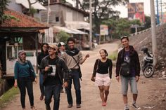 street happiness