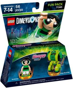 71343 The Powerpuff Girls Fun Pack