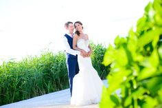 Romantic seaside wedding at Bonnet Island Estate by KSS Photography @kssphotos