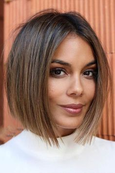 sport, Women's Middle Part Straight Short Bob Hairstyles Natural Looki. sport, Women's Middle Part Straight Short Bob Hairstyles Natural Looking Synthetic Hair Capless Wigs Curly Hair Styles, Choppy Bob Hairstyles, Easy Hairstyles, Blunt Bob Haircuts, Oval Face Haircuts Short, Womens Bob Hairstyles, Inverted Bob Haircuts, Stylish Hairstyles, Pixie Haircuts