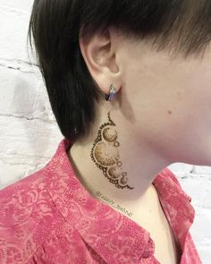 Modern Mehndi Designs, Drop Earrings, Unique, Jewelry, Fashion, Jewellery Making, Moda, Jewels, Fashion Styles