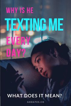 """Recently, a friend of mine came to me with a 'problem': """"I've met a new guy, and he texts me every day,"""" she said, looking overwhelmed and unsure. Finding Your Soulmate, Finding Love, A Guy Like You, My Guy, Relationship Blogs, Relationships, Understanding Men, Qoutes About Love, Guy Friends"""