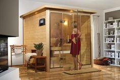 Sauna | Karibu Systeemsauna - Alabasta 2 Basismodel
