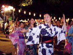 12th Hibiya Park Marunouchi Ondo large Bon tournament
