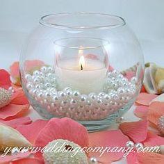 Cool wedding decoration with stylish LED Candles. #heasylife #led #ledcandle