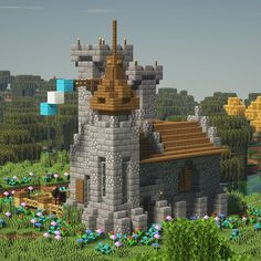 CraftingBench Minecraft on Instag Lego Minecraft, Minecraft Houses Survival, Easy Minecraft Houses, Minecraft Castle, Minecraft Plans, Minecraft Decorations, Minecraft Construction, Amazing Minecraft, Minecraft Blueprints