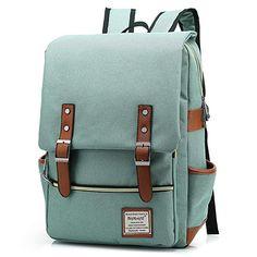 UGRACE Slim Business Laptop Backpack Elegant Casual Daypacks Outdoor Sports  Rucksack School Shoulder Bag for Men 812944c0f1