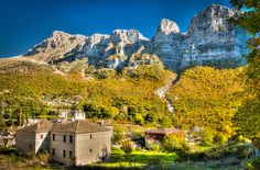 GREECE CHANNEL | #Papigo, #Epirus, #Greece http://www.greece-channel.com/