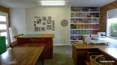 27 best turn garage into sew craft room images organizers attic