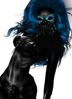 #imvu #voodoo #doll || my Photostream http://it.imvu.com/members/Guest_LusilleNyuigot