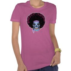 Dead Groovy (with backprint) Tshirts, Dead Groovy design with a funky floral back print, nuff said!! Available in all styles and colours.