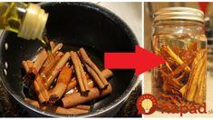 Nedávajte ju len do koláčov: Pár kusov škorice zalejte olejom – čo z toho vynikne vyvážia zlatom v každej rodine! Nordic Interior, Natural Medicine, Organic Beauty, Japchae, Cinnamon Sticks, Rodin, Spices, Food And Drink, Healthy