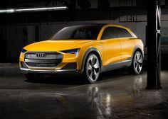 #Audi #htron #quattro #concept #NAIAS #NAIAS2016 #Detroit #Cars #Auto #Car #fuelcell #Brennstoffzelle #concept #carporn #instacars