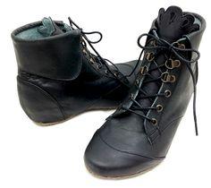 Pollen Boot Black Womens Fall 2013