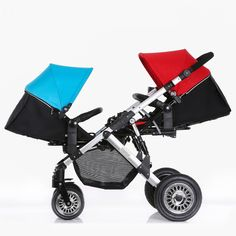 New European Luxury Landscape Folding Travel Stroller Babies Twins Strollers Cars For Two Babies Kids Trolley China Pushchair Twin Babies, Twins, Baby Trolley, Twin Strollers, Travel Stroller, Luxury Landscaping, Second Baby, Baby Kids, Activities