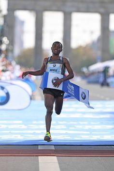 Athletics: BMW Berlin-Marathon set for September 24