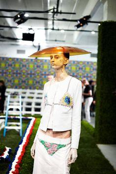 New York Fashion Week: Thom Browne Spring/Summer 2015